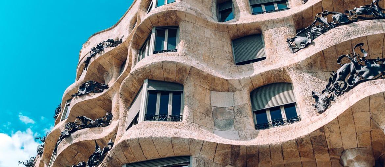Barcelone art Gaudi