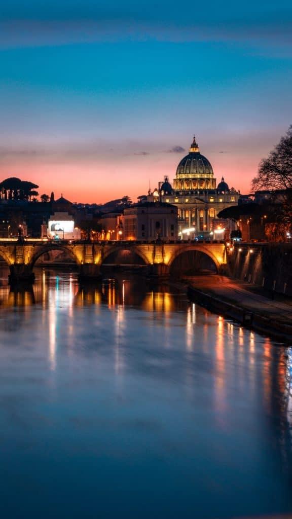 Calme Sur Rome