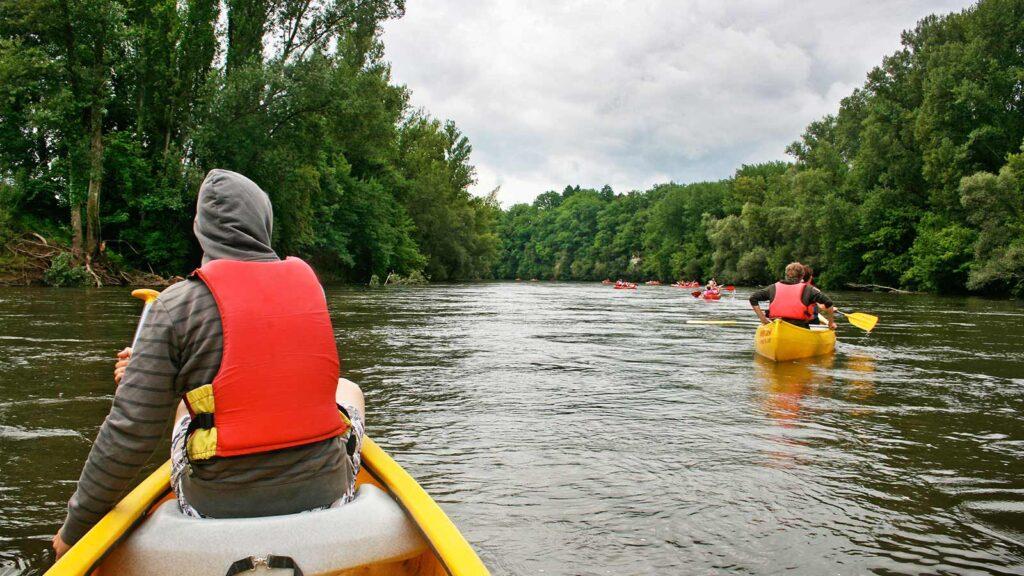 Dordogne Canoe Perigord Noir