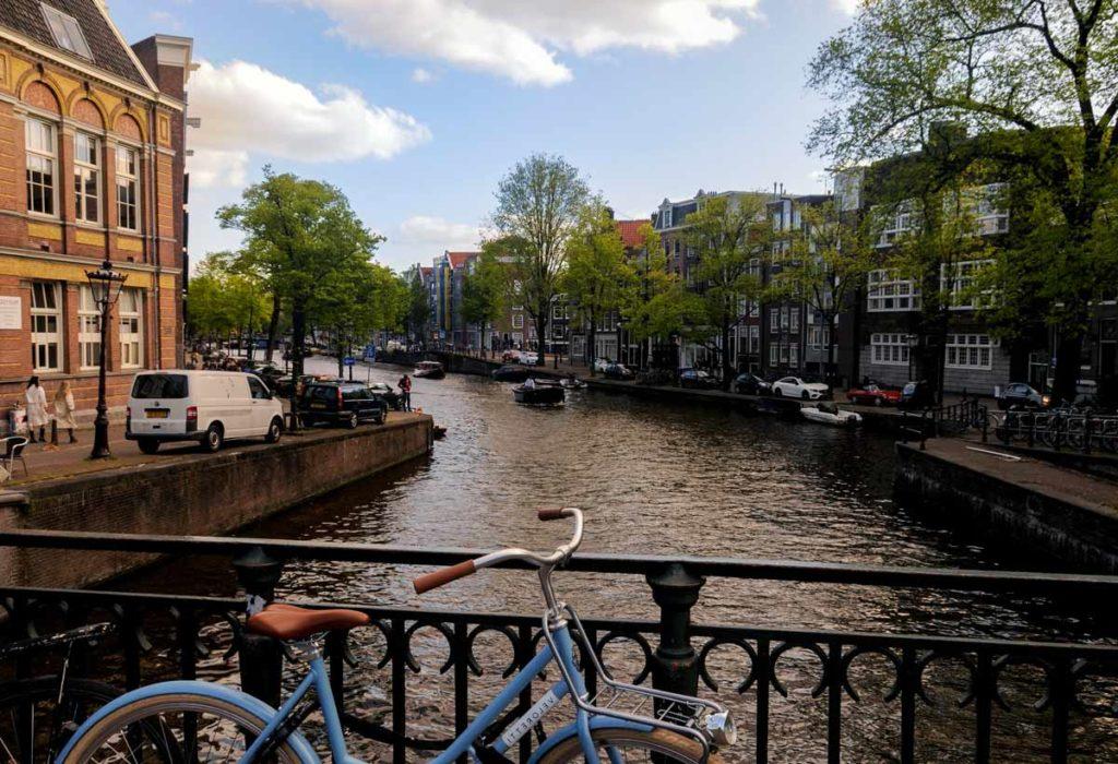 Location De Vélo à Amsterdam